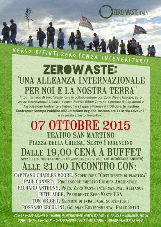 Zero Waste Dream Team Tour Firenze