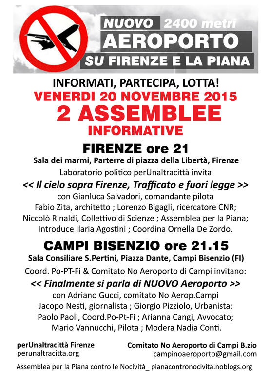 2 assemblee No Areroporto