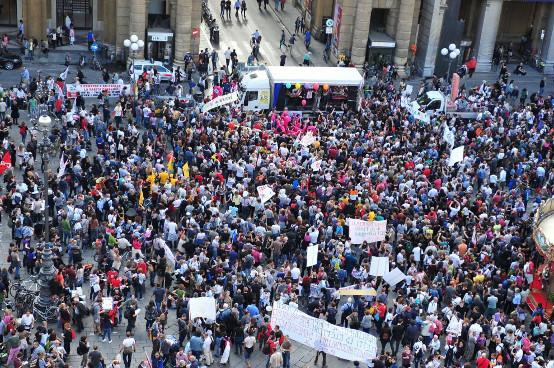Manifestazione 14 Maggio 2016