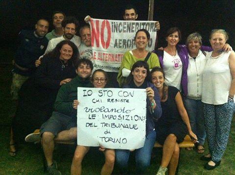 Solidarietà a Nicoletta Dosio