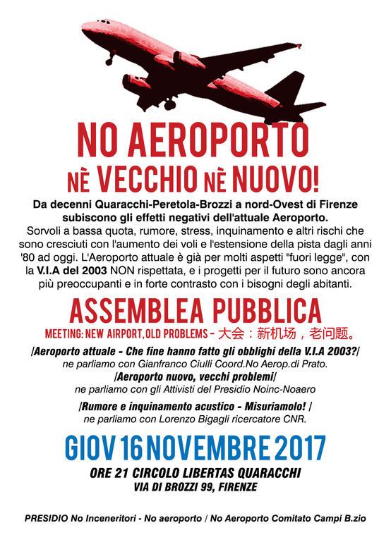 assemblea Quaracchi 16 Novembre 2017