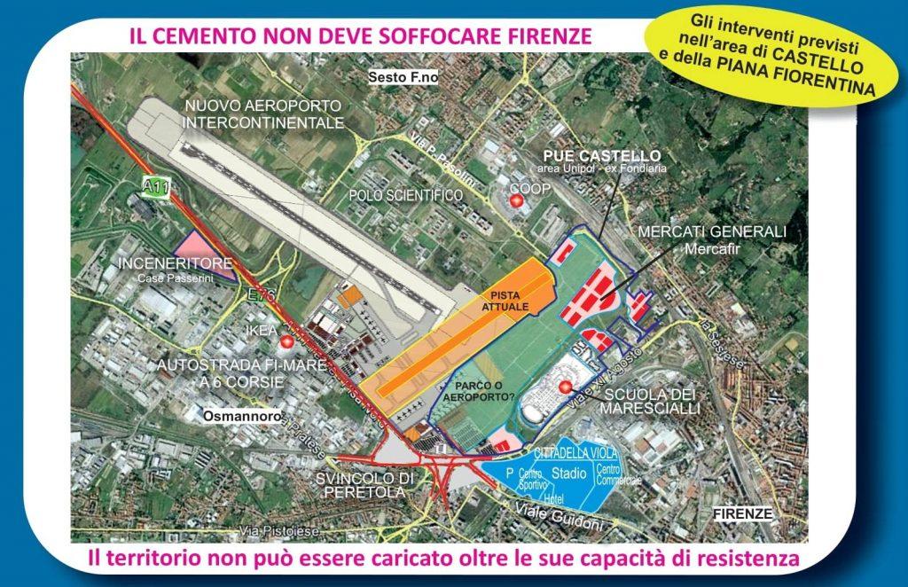 Il cemento non deve soffocare Firenze