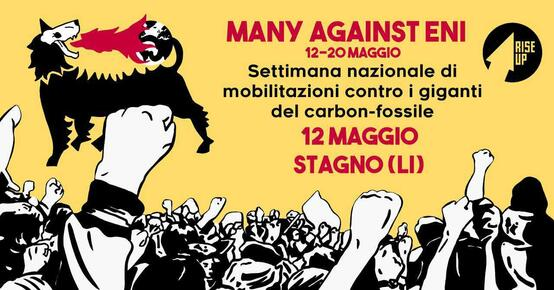 Many Against Eni